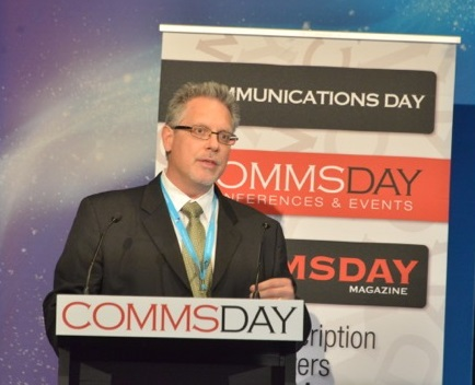 Thomas Schroer at CommsDay 2016